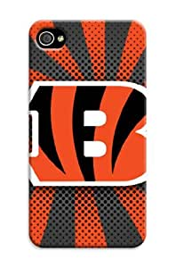 iphone 5s Protective Case,Brilliant Football iphone 5s Case/Cincinnati Bengals Designed iphone 5s Hard Case/Nfl Hard Case Cover Skin for iphone 5s