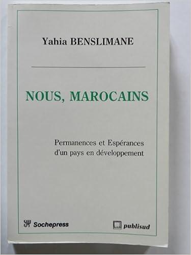 Nous, Marocains epub, pdf