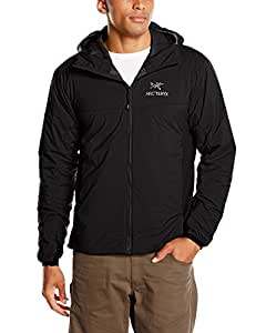 Arc'Teryx Men's Atom LT Hoodie, Black, X-Small