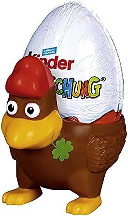 Kinder Surprise Oeufs de Pâques dans coquetier 20g - Lot de 4