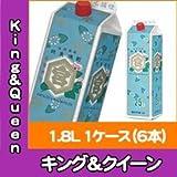 キンミヤ 亀甲宮焼酎 25° 1.8Lパック 1本