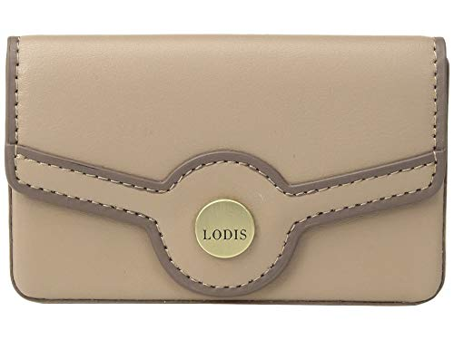Lodis Accessories Women's Rodeo Maya Card case Latte One Size ()