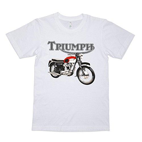 Triumph Bonneville T120 1966 T Shirt | Vox Throttle (Bonneville Throttle)