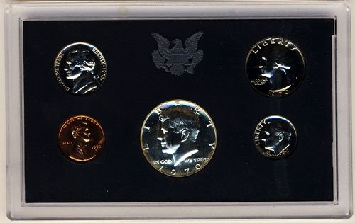 1970 U.S. Mint Proof Set (1970 Mint)