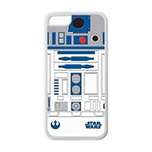 meilinF000Diystore Star Wars ipod touch 4 Case Best Plastic Robot R2D2 CovermeilinF000