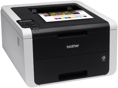 Brother Printer RHL3170CDW Digital Color Printer with Wireless Networking (Renewed)
