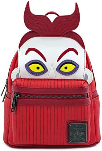 Loungefly x Nightmare Before Christmas Lock Cosplay Mini Backpack