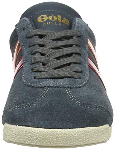 Flare graphite Gola Grey Sneaker Donna multi Gz Bullet 4znzqxwCp5