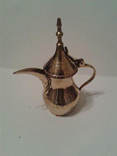 Traditional Arabic Turkish Coffee Dallah Pot Buy Online