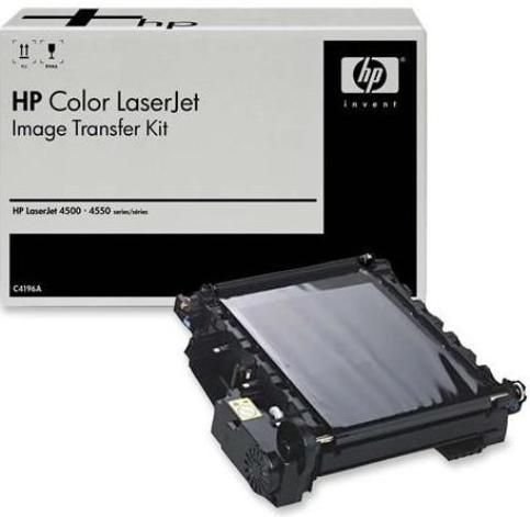 Hewlett Packard HP Color Laserjet 3600, 3800, CP3505 Series (ETB) Electrostatic Transfer Belt Assembly (Includes Assembly Structure, ETB Belt, Drive Roller & Drive Motor M5) (Duplex Model Only), Part Number RM1-2752