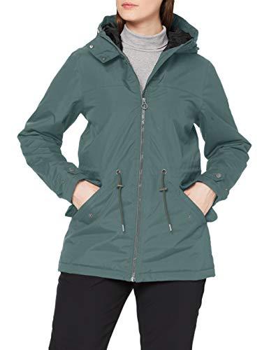 Regatta Women's Brigid Waterproof Hydrafort Taped Seams Durable Water Repellent Finish Thermoguard Insulation Jacket