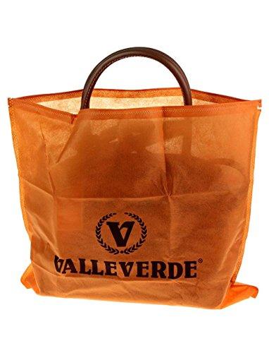 Valleverde - Bolso estilo bolera para mujer T.MORO/dunkelbraun