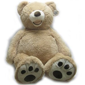 Large Plush Bear (Giant 53