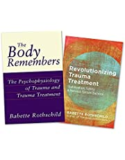 The Body Remembers Volume 1 and Revolutionizing Trauma Treatment, Two-Book Set