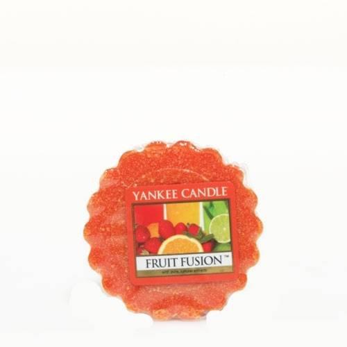 Yankee Candle Fruit Fusion Tarts Wax Melts, Fruit (Fruit Tart Candle)