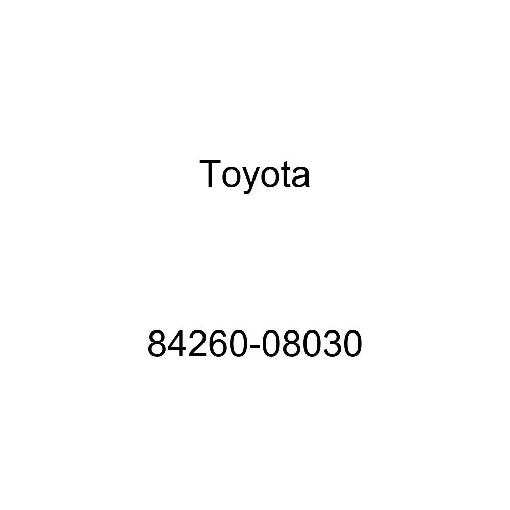 Toyota 84260-08030 Power Back Door Sensor Assembly