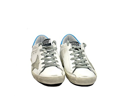 Golden Goose Scarpa Superstar Pelle Bianco