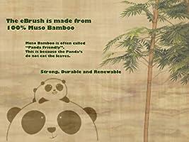 eBrush – Cepillo de dientes de bambú respetuoso con el medio ...