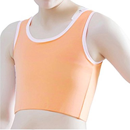 09b3aceb2d Lesbian Big Size Flat Chest Built-In Elastic Band Binder Slim Fit Tops  Colors - Buy Online in Oman.