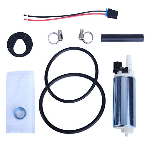 (LAMDA E3902 Electric Fuel Pump For Buick Cadillac Chevrolet GMC Pontiac Oldsmobile Volvo)