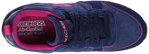 Zapatillas Originals de para Heather'd Deporte 85 Nvpk Skechers Heights Azul OG Mujer xngqXwqZ
