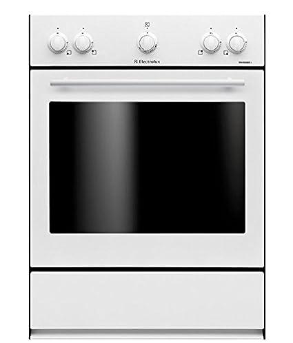 Electrolux: empotrable de cocina de gas, Luxe, 55 cm, blanco ...
