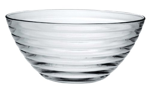 Bormioli Rocco Viva Salad Bowl, 174-Ounce (Large Bowl Extra Serving)