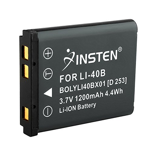 - Insten Fuji NP-45 Compatible Lithium-ion Battery for Fuji FinePix S610 / XP10 / J10 / J100 / J110W / J12 / J120 / J150W / J15fd / J20 / J250 / J30 / J38 SLR Camera
