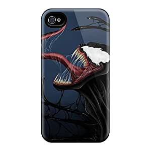 Protector Cell-phone Hard Covers For Iphone 6 With Customized Fashion Venom Pictures AnnaDubois