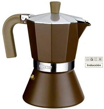 Monix M670006 Cafetera Italiana, 6 Tazas, incrementa la ...