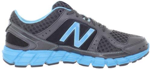 New Balance W750v2 Neutre Chaussure De Course Gris / Bleu