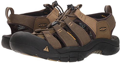 Pictures of KEEN Men's Newport Hydro-M Sandal Steel Grey/Paloma 4