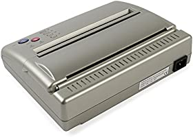 Hommii Impresora térmica eléctrica para transferir Tatuajes, A5-A4 ...