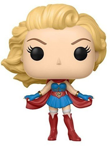 Funko Pop Dc Bombshells Supergirl Collectible Figure 22894 Accessory Toys /& Games Heroes