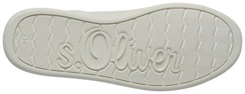 Blanco Oliver s Zapatillas White Mujer para 23608 aHpqSv0