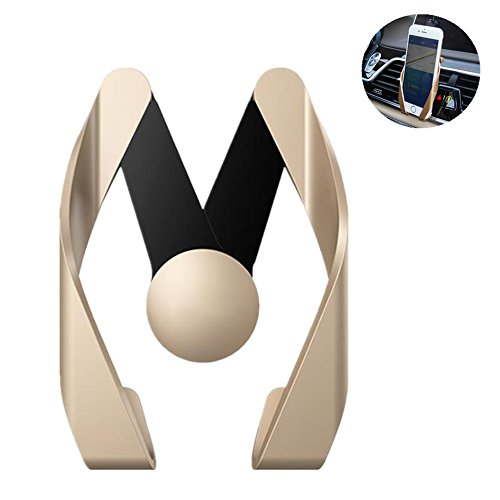 Leagway Car Phone Holder M Style Car Vent Air Outlet Mount C