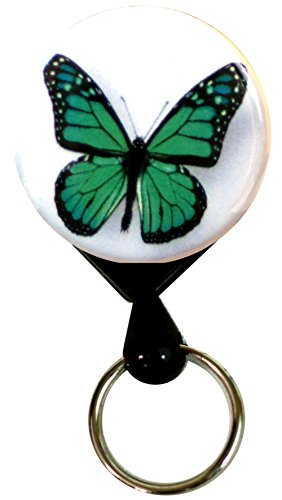 Buttonsmith Butterfly Deluxe Retractable Alligator