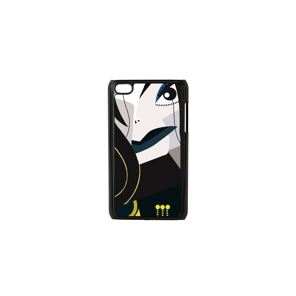 Dance pop star Michael Jackson Singer Cool ipod touch 4 Hard Cover Case Protector your cellphone