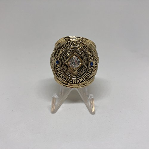 1958 Johnny Unitas Baltimore Colts High Quality Replica 1958 League Championship Ring Size 10.5-Gold Colored by...