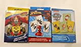 Kids Jumbo Playing Cards Games Mickey Mouse Paw Patrol and Spiderman Set of