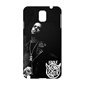 Cool-benz J.Cole Born Sinner 3D Phone Case for Samsung Galaxy Note3