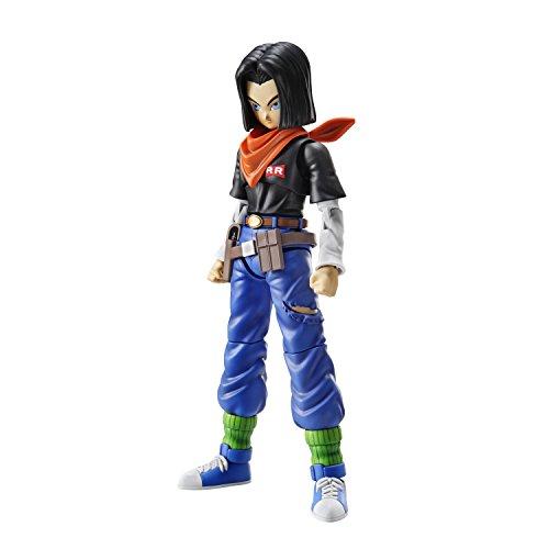 "Bandai Hobby Figure-Rise Standard Android #17 ""Dragon Ball Model Kit from Bandai Hobby"