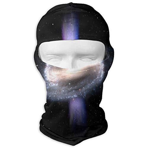 YIXKC Balaclava Spiral Galaxy Space Designer Face Mask Skiing for -