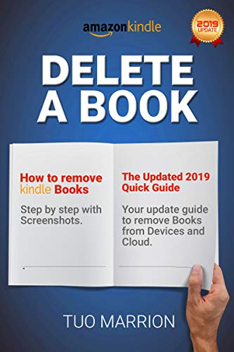 remove book from device - 1