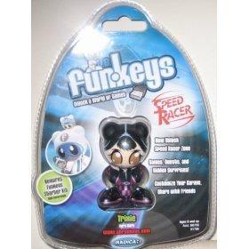 Trixie (Very Rare) - Speed Racer UB Funkeys [Toy] [Toy] [Toy] [Toy] [Toy] [Toy] by Funkeys