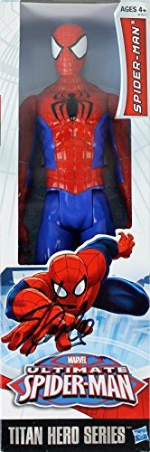 Stan Lee Signed Marvel Ultimate Spider-Man Titan Hero Series Action Fi
