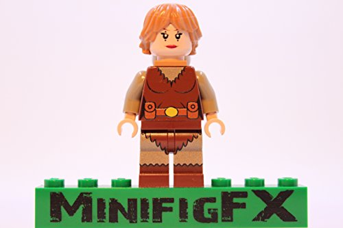 LEGO Custom Squirrel Girl Minifig Marvel Comics Superhero Doreen Allene Green ()
