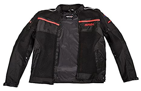Honda Racing Chaqueta de la Motocicleta (XL(EU56)): Amazon ...