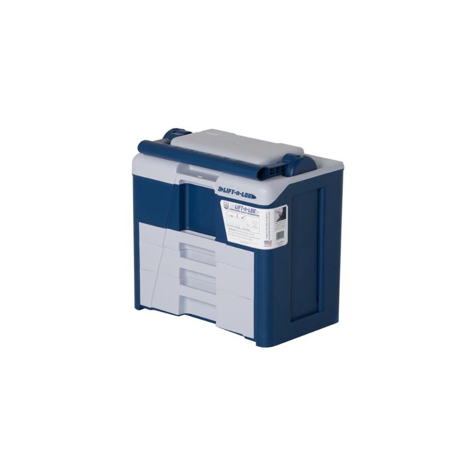 LtGrey/DkBlue body LIFT n LOK Tool Box PDSPDYAE107