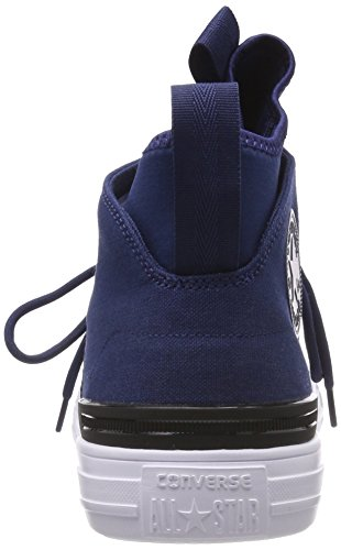 Azul CTAS Black Altas Navy 426 Ultra Unisex White Zapatillas Mid Navy Converse Adulto Black White wvxSqHUUf
